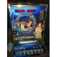 2015 New Coin Operated Electronic Attractive New Gaming Machine game Fruit series----The beau Manufactures
