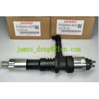 Buy cheap denso 095000-6070 and 095000 6070 , auto injector pump injector 095000-6070 for KO-.MA.TSU FC450-8 from wholesalers