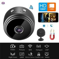 Buy cheap Hotselling Spy HD 1080P DVR  WifiCamerawith Night Vision Nanny Surveillance Security Cam IP CamerasMiniCamcorderA9 from wholesalers
