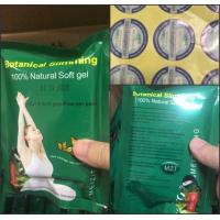 Buy cheap MZT Meizitang Botanical Soft Gel Pills With Anti Fake Code 36 Softgel / Bag from wholesalers
