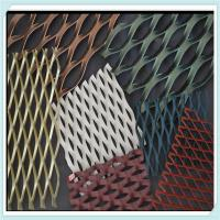 Buy cheap Expanded Metal Mesh Price, expanded metal mesh,expanded sheet metal ,expanded metal grating  factory price from wholesalers