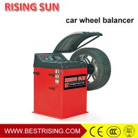China Motorcycle used manual wheel balancer for workshop on sale