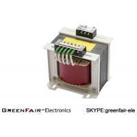 Buy cheap 208V AC 50Hz Single Phase Low Power Transformer , Lead Wire Low Current Transformer from wholesalers