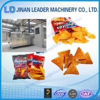 Automatic chips doritos industrial food processing equipment Manufactures