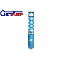 Buy cheap 250QJ Industrial Centrifugal Pumps 2850rpm Multi Stage Submersible Pump from wholesalers