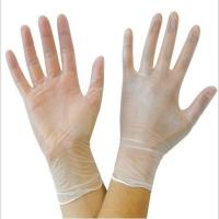 Wholesale Disposable Vinyl PVC Gloves For Cleanroom Examination Gloves good touch feeling from china suppliers