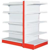 Buy cheap Four Levels Supermarket Display Racks 120 - 150kg / Layer Loading Capacity from wholesalers