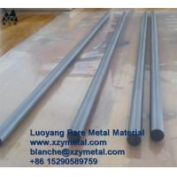 Buy cheap Good quality TZM molybdenum rod moly bar for vacuum furnace for sale from wholesalers