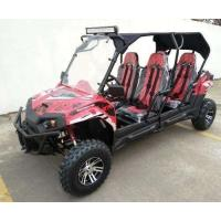 Buy cheap NEW 150CC - TRAILMASTER CHALLENGER4 150X - DELUXE YOUTH/ADULT 4 SEATER UTV from wholesalers