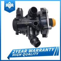 Buy cheap Electronic Water Pump Thermostat Assembly Audi A4 A6 A5 VW Golf Passat Tiguan from wholesalers