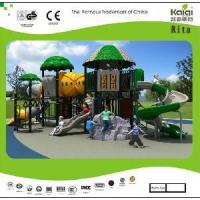Buy cheap Outdoor Playground (KQ10028A) product