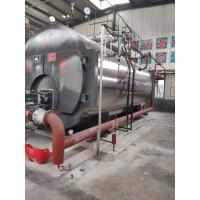 Wholesale WNS Series 10 tons gas Oil Fired Low Nrigon Steam Boiler from china suppliers