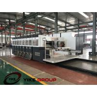 Buy cheap Low Noise Automatic Flexo Printer Slotter Machine For Carton Box Making from wholesalers