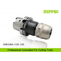 Buy cheap Special Steel CNC Lathe Cutting Tool Holder Abor HSK100A - C32 - 135 from wholesalers
