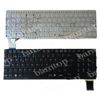 China Customize Replacement Spanish Alphabet Keyboard Sony VAIO VPC-SE VPCSE Series on sale