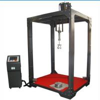 Buy cheap Automatic Shock And Vibration Testing Machine , Vibration test equipment from wholesalers