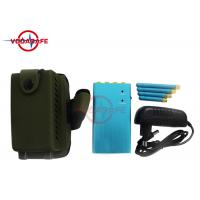 Wholesale Military Arm Pack GPS Jamming Device , Cell Phone GPS Jammer Aluminum Shell from china suppliers