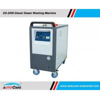 Buy cheap Steam Car Washing Machine with Diesel Power Supply/ Mobile steam washer with good price from wholesalers