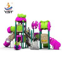 Buy cheap Naughty Fort Playground Equipment Slides , Commercial Playground Slides from wholesalers