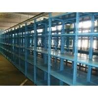 Buy cheap Bao Steel Ss400 Warehouse Steel Shelving Industrial Rack , Customized Sizes Selective Pallet Rack from wholesalers