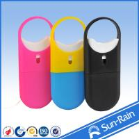 Buy cheap Cosmetic pump dispenser plastic perfume bottles with atomizer from wholesalers