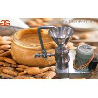 Buy cheap Smooth peanut butter making machine for sale groundnut butter making machine product