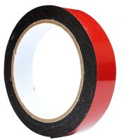 Buy cheap Good Initial Adhesion Pe Acrylic Adhesive Foam Tape For Door And Window Sealing from wholesalers