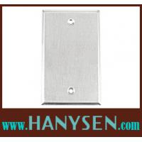 Buy cheap Single Gang electrical box cover from wholesalers