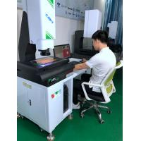 Buy cheap Flatness Checking Equipment V Rail Full Automatic Image Measuring Instrument from wholesalers