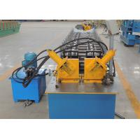 Buy cheap Track CZ Purlin Metal Stud Roll Former Double Line  Cr12 Mov Cutting Blade from wholesalers