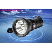 Buy cheap MarsFire D-X1 1xXML L2 1000LM led dive flashlight , under water 100m 5-mode waterproof torch from wholesalers