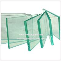4-15mm Clear/Tinted/Flat/Curve/Bent Tempered/Toughened Glass From China