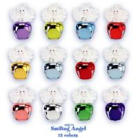 Wholesale new 24 piece jingle buddies breast cancer awarenes christmas ornament pinset from china suppliers