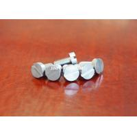 Buy cheap Low Density Titanium Slotted Head Screw For Deep Treatment Machine from wholesalers
