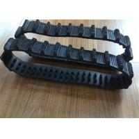 Buy cheap Rubber Track for Robot (50mm Width X920mm Length ) Black and New Condition from wholesalers