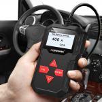Buy cheap 12V 100-2000 CCA 220AH Car Battery Tester Automotive Alternator Digital Analyzer Konnwei KW210v from wholesalers
