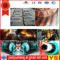 Buy cheap Ball Mill liner plate, Ball Mill front lining, Ball Mill conical corrugated plate from wholesalers