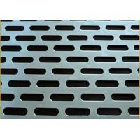 Buy cheap Standard Ba Surface Fmx00481 Stainless Steel Perforated Sheet For Fencing from wholesalers