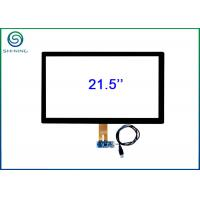Buy cheap 21.5'' USB Capacitive Touch Screen Panel  For Multi Touch Monitor from wholesalers
