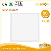 Buy cheap led 600x600 ceiling panel light 36w panel led 60x60 CRI>80Ra warm white/Cool white from wholesalers