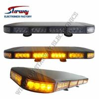 Buy cheap 27.5 inch length Warning LED vehicle light bar from wholesalers