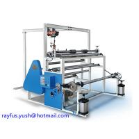 Buy cheap Automatic Jumbo Paper Roll Slitter Rewinder Machine Pipe Tube Core Making from wholesalers