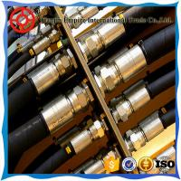 HOSE REPAIR FITTING INDUSTRIAL HOSE DISCOUNT SPIRAL AND BRAIDED HYDRAULIC HOSE
