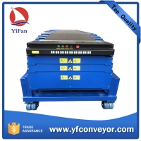 Wholesale Telescopic Belt Conveyors / Extendable Conveyor for Loading and Uploading Cargos from china suppliers