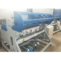 Buy cheap High Speed Automatic Wire Mesh Welding Machine For Black Wire , PLC Control from wholesalers