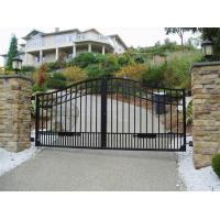 Buy cheap Aluminum Gate  metal gate garden gate driveway gate from wholesalers