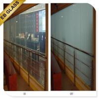 Wholesale Intelligent Glass Manufacturer, Smart glass,pdlc glass partition EB GLASS from china suppliers