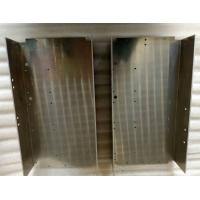 Buy cheap Custom Metal Stamping Parts Silver Anodize Aluminum Driver Box With Polishing surface from wholesalers