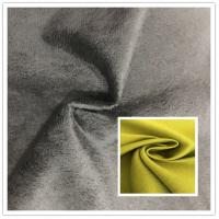 Buy cheap Windproof Fade Resistant Outdoor Fabric 3/1 Twill Cation Bonding For Winter Wear from wholesalers