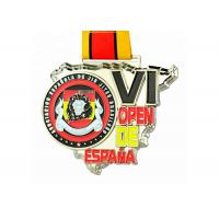 Buy cheap Bespoken Award Run Custom Sports Medals Marathon Running Type 0.8-5mm Thickness from wholesalers